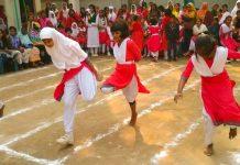 নড়াইল সরকারি বালিকা উচ্চ বিদ্যালয়ের বার্ষিক ক্রীড়া প্রতিযোগিতার উদ্বোধন