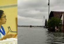 পশ্চিমবঙ্গে শক্তিশালী ঘূর্ণিঝ*ড় আম্ফানের আ*ঘাতে ৭২ জনের মৃ*ত্যু, ব্যাপক ক্ষ*য়ক্ষ*তি