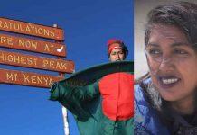 সড়ক দুর্ঘটনায় নড়াইল কন্যা, দেশের নারী পর্বতারোহী রত্নার মৃত্যুতে নড়াইলে শো'ক