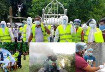 করো'না কালে যেভাবে মানুষের পাশে রয়েছে নড়াইলের স্বেচ্ছাসেবী সংগঠনগুলি