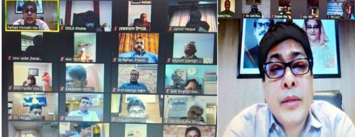 'জাতীয় উন্নয়ন লক্ষ্যমাত্রা অর্জনের পথযাত্রায় দক্ষিণাঞ্চল' বিষয়ক সেমিনার অনুষ্ঠিত